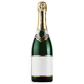 Pullon samppanjaa - Lifesize pahvi automaattikatkaisin / seisoja