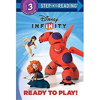 Redo att spela! (Disney Infinity) (Steg i behandlingen)