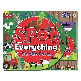 Spot Everything Book:- Farm