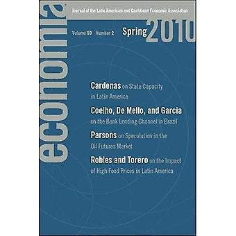 Economia: Journal of latino-americano e caraibico Economic Association, primavera 2010