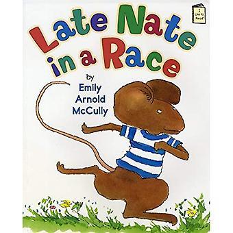 Laat Nate in een Race