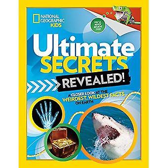 Ultimate Secrets toteaa: Tarkemmin outo, villeimmätkin tosiasiat maapallolla