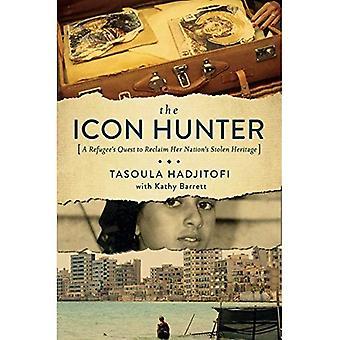 Het pictogram Hunter - een vluchteling zoektocht naar haar natie vorderen de gestolen erfgoed