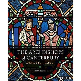 The Archbishops of Canterbury: A Tale of Church and State