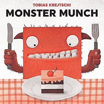 Monster Munch [Board book]