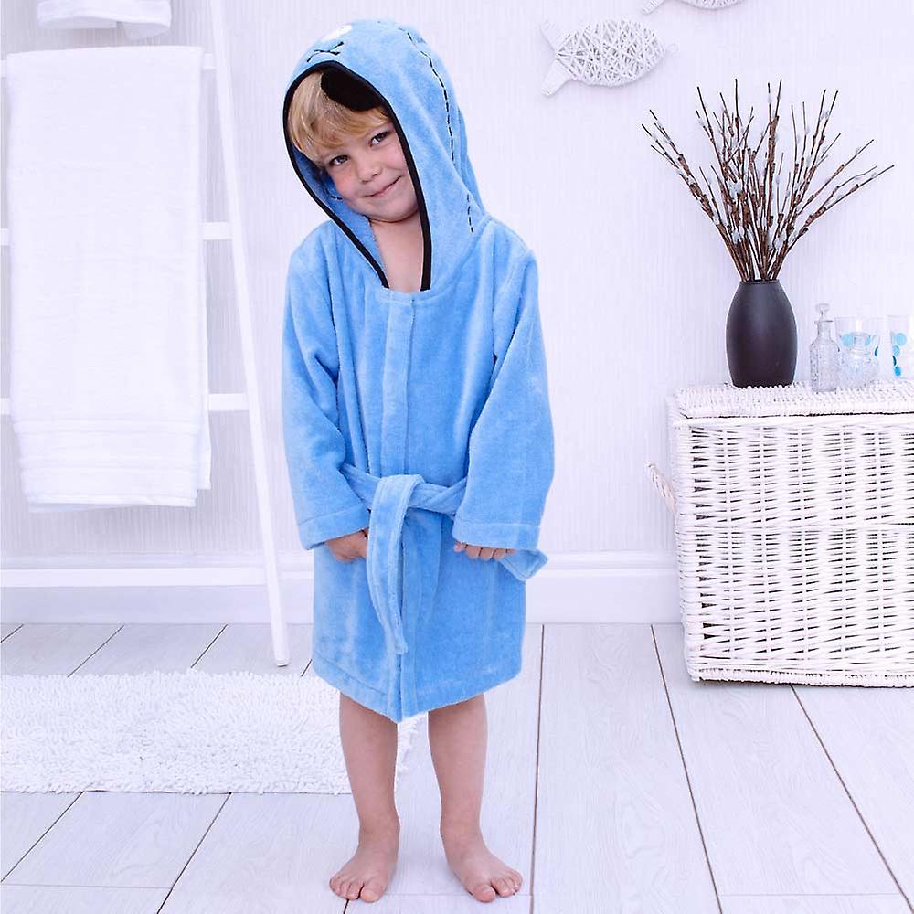 Perfect Pirate toddler bath robe