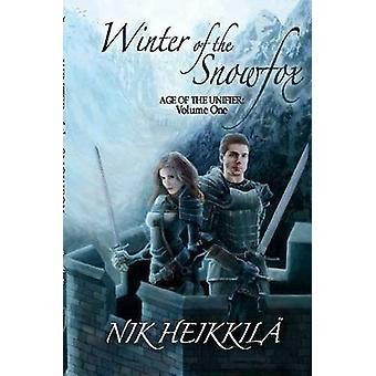 Winter of the Snowfox by Heikkil & Nik
