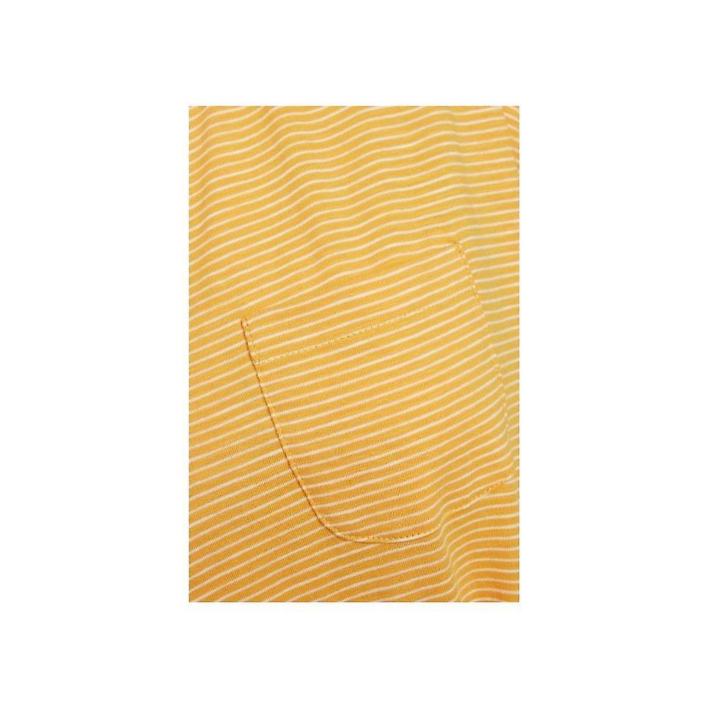 Del to stripete kneet lang kjole - Mabel 30303346