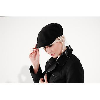 Beechfield Unisex Vintage Flat Cap / Headwear