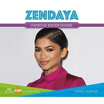 Zendaya by Katie Lajiness - 9781532112201 Book