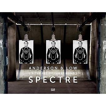 Anderson & Low - On the Set of James Bond's Spectre by Sam Mendes - 97
