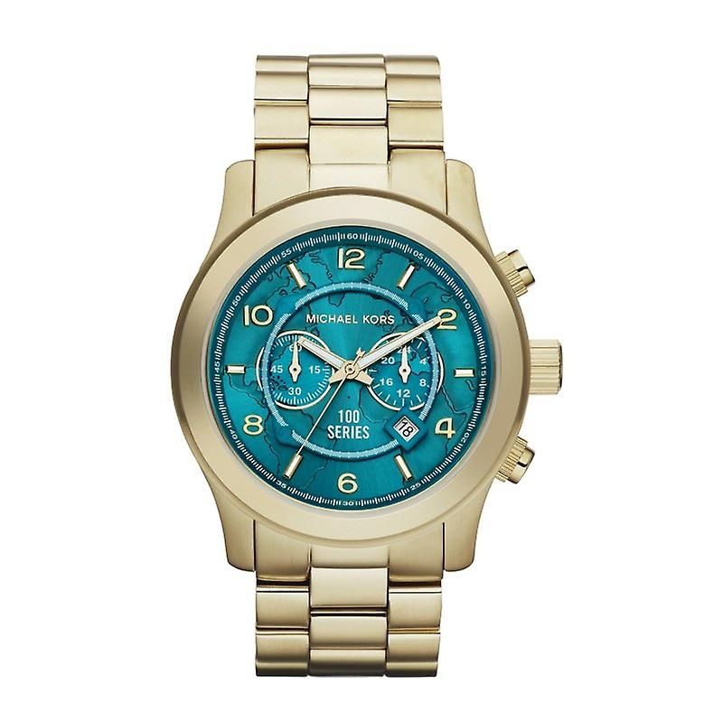 Michael Kors Mk8315 Watch Hunger Stop Oversized 100 Series Watch