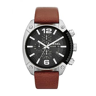 Diesel Brown Overflow Chronograph Watch DZ4296