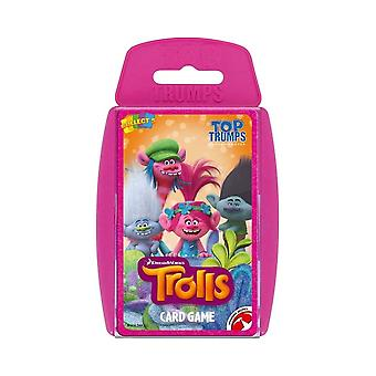 Trolle Top Trumps gra