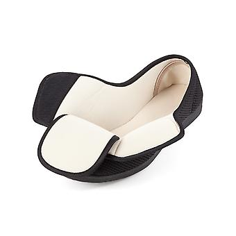 Chums Mens Mesh Comfort Slipper