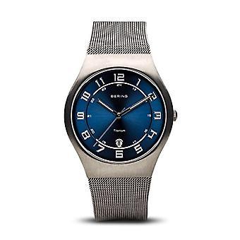 Bering Clock Man ref. 11937-078