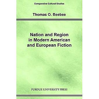 Land en regio in moderne Amerikaanse en Europese fictie (Vergelijkende Cultuurwetenschappen)