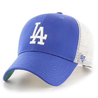 47 fire Snapback Cap - BRANSON Los Angeles Dodgers royal