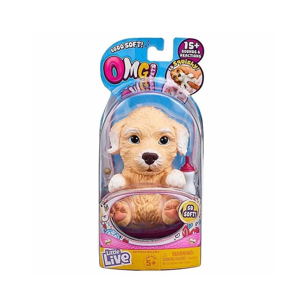 Little Live Pets OMG Pets Poodles Puppy