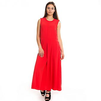 Calvin Klein Calvin Klein Smooth Twill Button NS Womens Dress