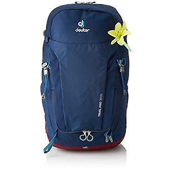 Deuter Trail Pro 30 SL casual ryggsäck-58 cm-liters-blå (Midnight-Maron)