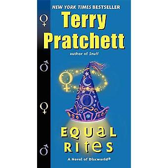 Equal Rites by Terry Pratchett - 9780062225696 Book
