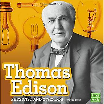 Thomas Edison: Physicist and Inventor (Stem Scientists and Inventors)