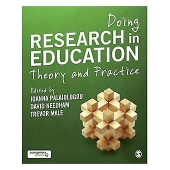 Doing Research in Education by Palaiologou & Ioanna
