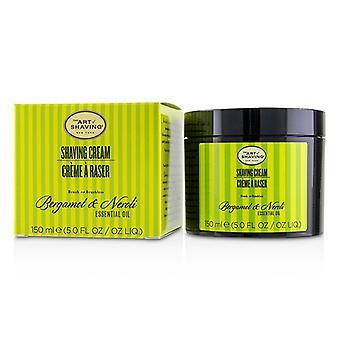 Art parranajo partavaahtoa - bergamotin ja Neroli eteerinen öljy - 150ml / 5oz