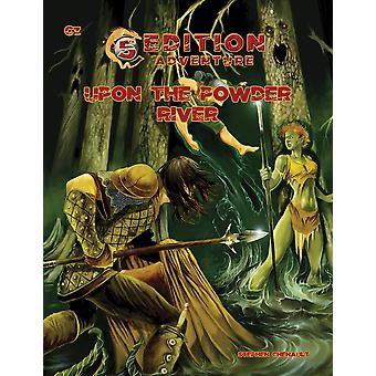 5th Edition Adventures C3 Upon the Powder River