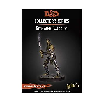 Githyanki Warrior D&D Collector's Series Dungeon of the Mad Mage Miniature