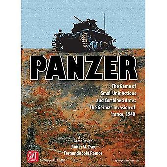 Panzer Expansion 4 lauta peli