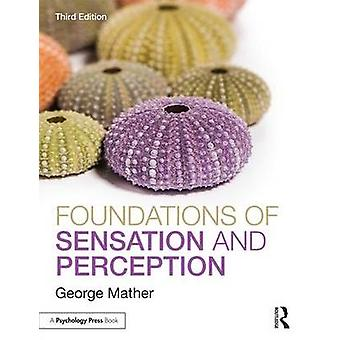 Foundations of Sensation and Perception by George Mather