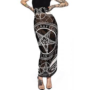 Blackcraft Cult Believe In Yourself Sheer Scarf