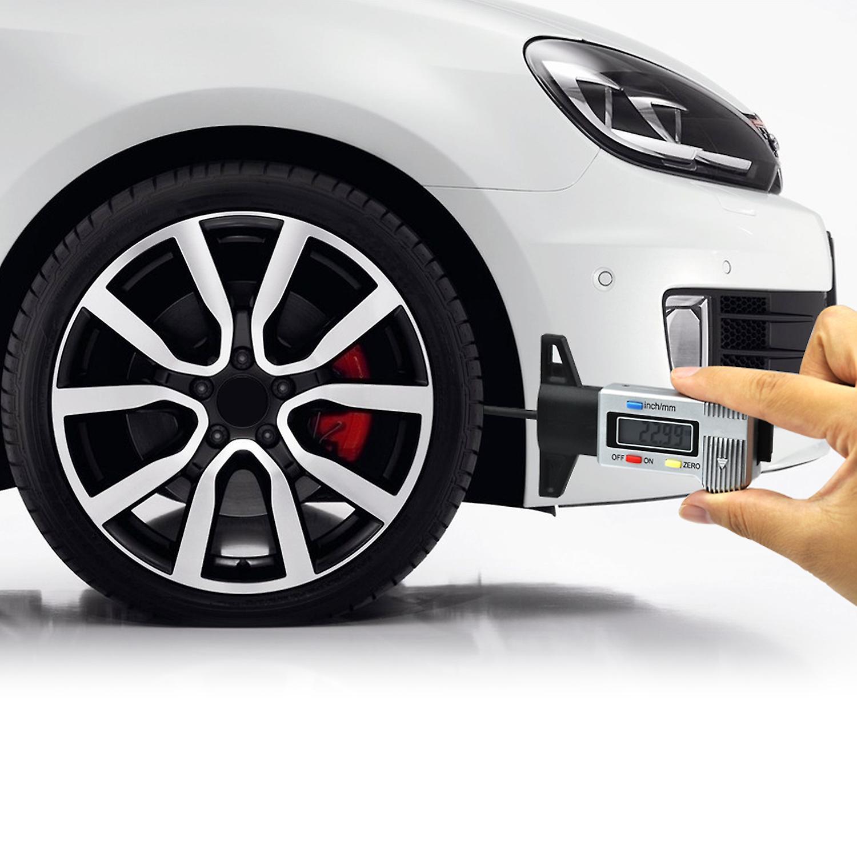 تريكسيس صور فقي عمق قياس مقياس رقمي مقياس للسيارات الدراجات النارية أو عربات النقل