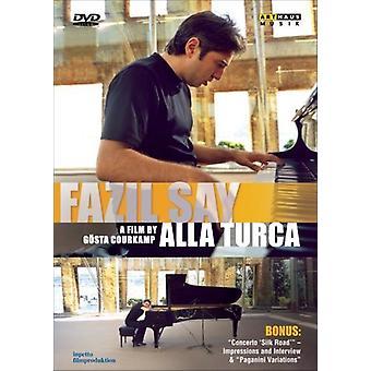 Alla Turca [DVD] USA import