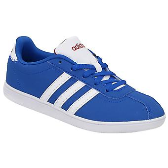 Adidas Vlneo Court LO K F38745 universal all year kids shoes