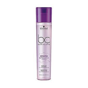 Schwarzkopf bonacure Keratin perfekt glatt micellar Shampoo 250ml