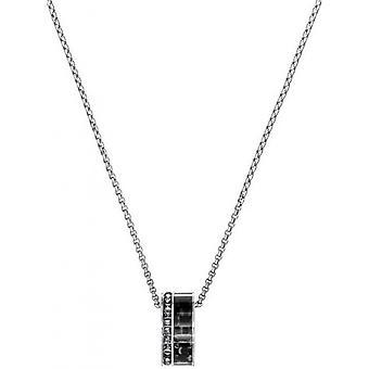 Collana Swarovski e ciondolo 5427142 - Ciondolo Con acciaio inossidabile da uomo
