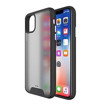 Para o caso do iPhone 11, capa de telefone protetor clara e clara transparente