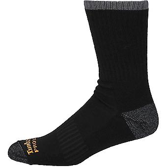 Timberland Pro Mens Wool Rugged Sock (Pack of 2)