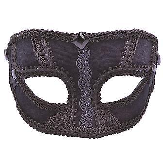 Bristol nyhet menns Velvet Eye Mask