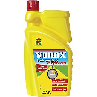 COMPO Vorox® Weed-Free Epress, 1500 ml