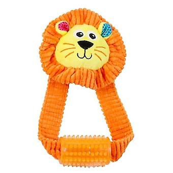 Pawise Peluches Vivid Life Tugger León para Perros (Dogs , Toys & Sport , Stuffed Toys)