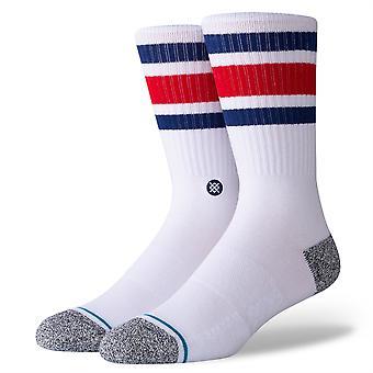 Stance Staples Men's Socks ~ Boyd St blue