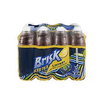 Brisk Lemon Ice Tea-( 473 Ml X 12 Bottles )