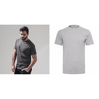 Build Your Brand Mens Short Sleeve Round Neck T-Shirt