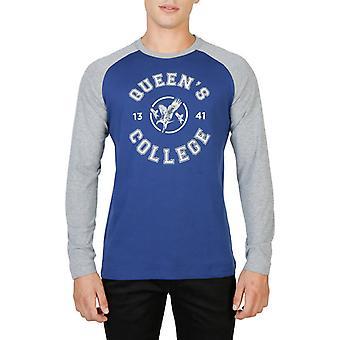Oxford University Original Men All Year T-Shirt - Blue Color 55942