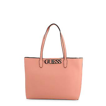 Guess Original Women Spring/Summer Shopping Bag - Pink Color 39361