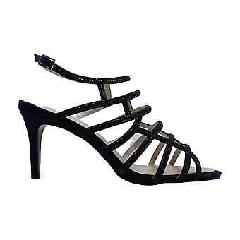 Caparros Womens Harmonica Open Toe Casual Strappy Sandals
